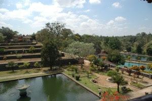 Foto Obyek Wisata Lombok Taman Narmada