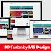 BD Fusion - বাংলা ব্লগিং এর জন্য রেসপন্সিভ একটি ব্লগার টেমপ্লেট।