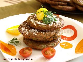 Tekvicové placky so syrom - recepty