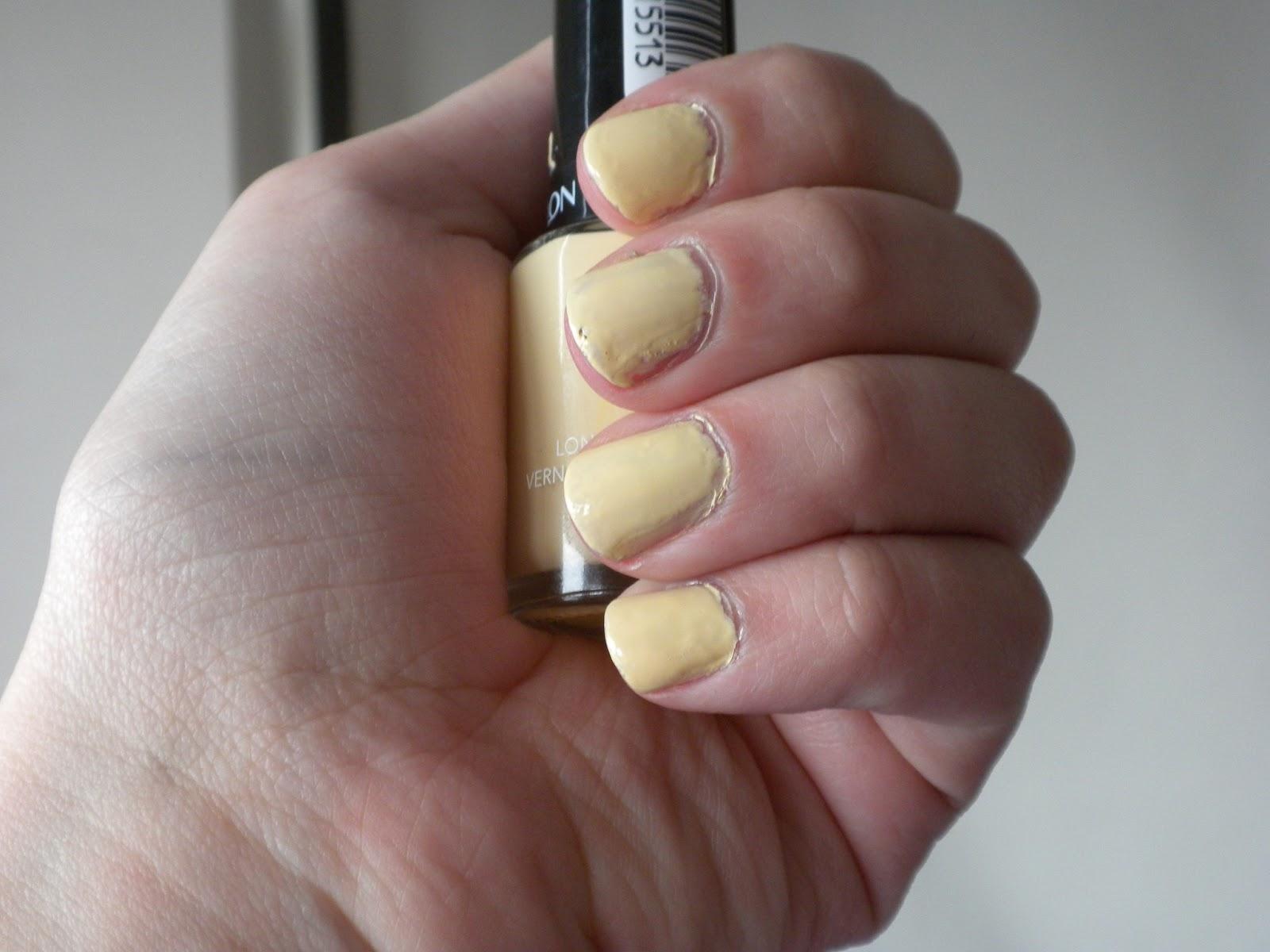 Sammi the Beauty Buff: Review: Revlon Colorstay Longwear Nail Enamel ...