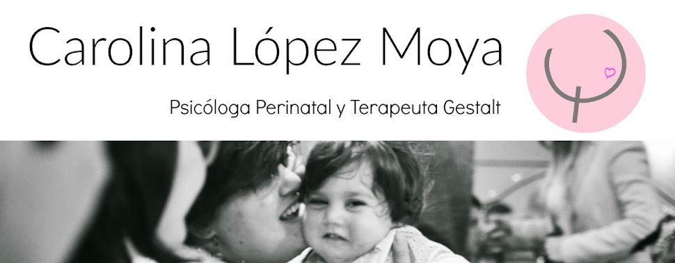 Mamá Resiliente Carolina López Moya
