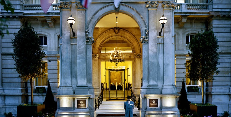 Five Star Langham Hotel London