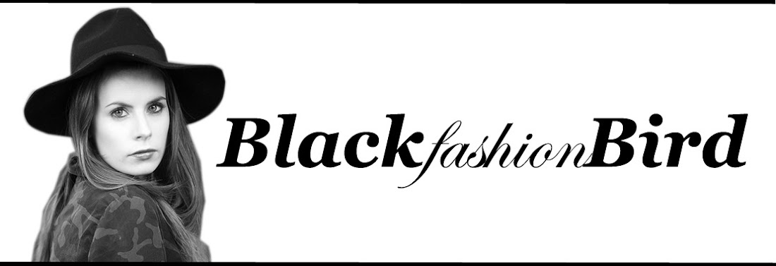 Black Fashionbird