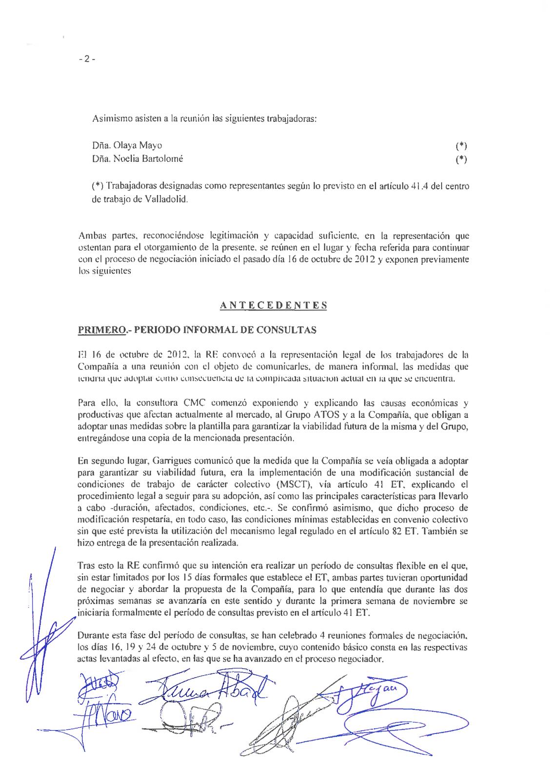 GAtos Sindicales: El acuerdo de la MSCT
