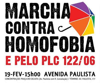 marcha na avenida paulista contra o preconceito