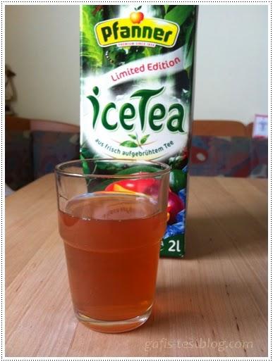 """Pfanner IceTea Mango-Maracuja """"Limited Edition"""""""