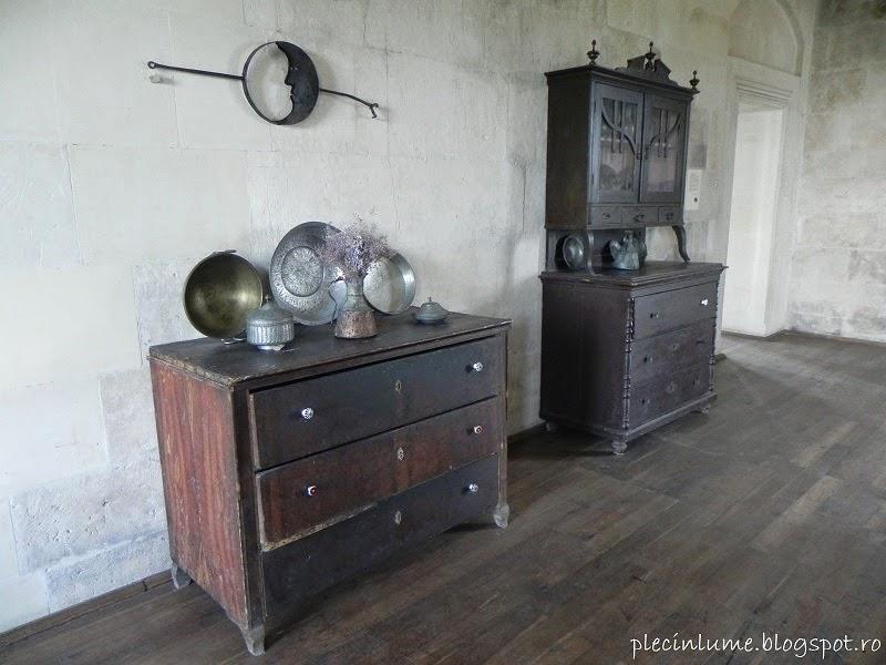 Obiecte vechi in conac