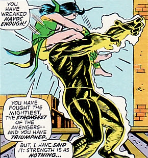 Avengers, Mantis vs Nuklo