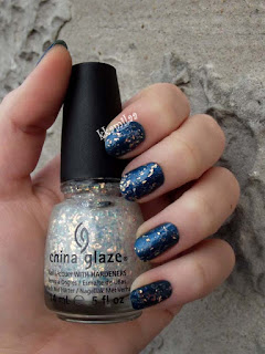 China Glaze Hunger Games - Luxe and Lush