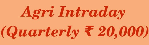 Agri Intraday