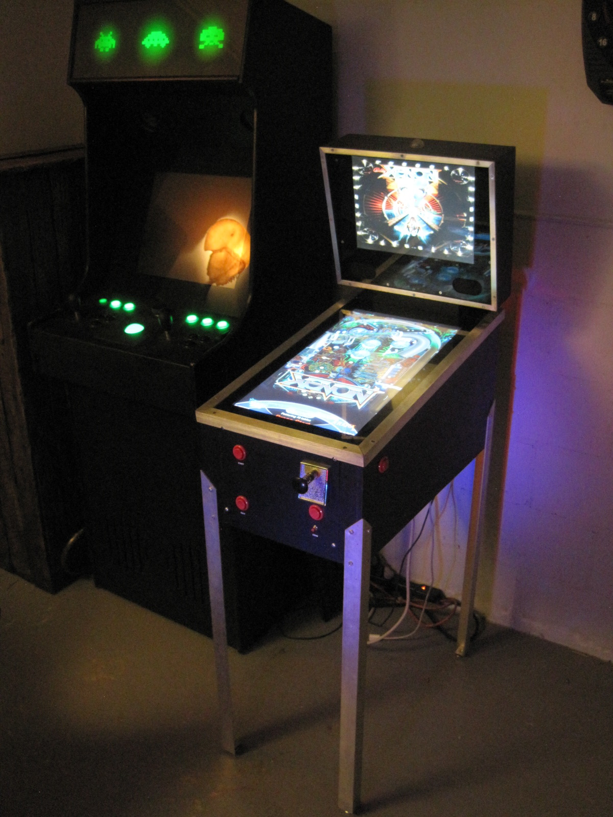 Futurechimp The Hyperpin Cabinet Post Part One