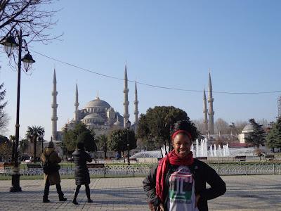 Siyah in Turkey