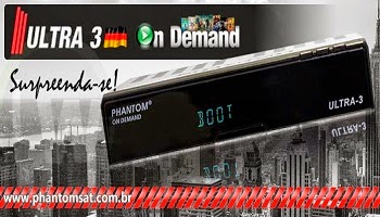 NOVA ATT  PHANTOM ULTRA 3 HD ON DEMAND V1.84 - 26.01.2015