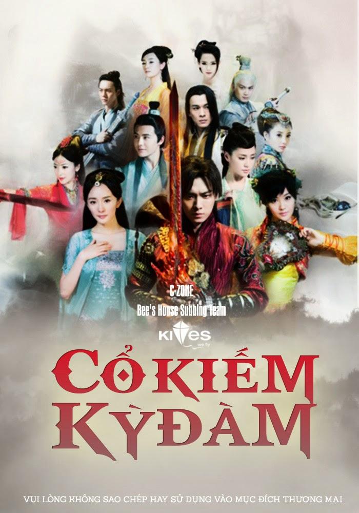 xem phim Cổ Kiếm Kỳ Đàm - Swords of Legends 2014 full hd vietsub online poster