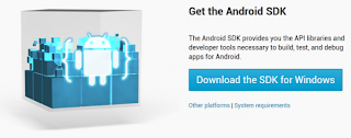 Android SDK installer