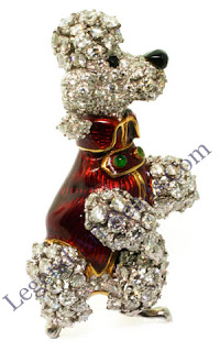Verdura Jewelry 's Dog