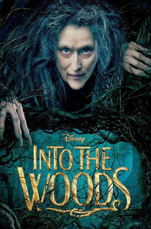 Into the Woods: Official Theatrical Release Poster