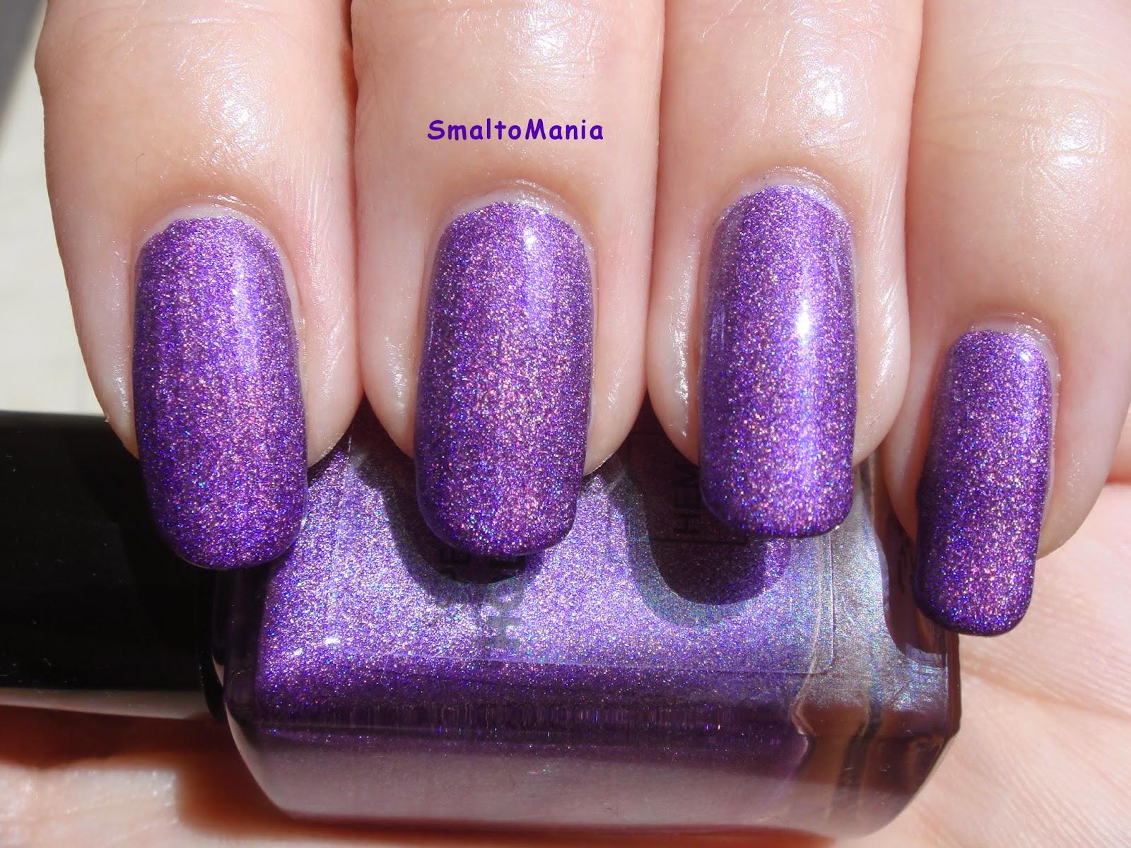 Hema n.55 Holographic Purple
