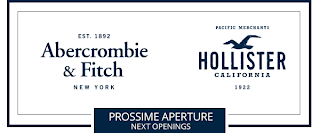 abercrombie, hollister, sicilia outlet village