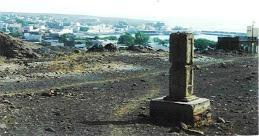 Ruínas da Ex-colónia prisional portuguesa em Tarrafal de São Nicolau