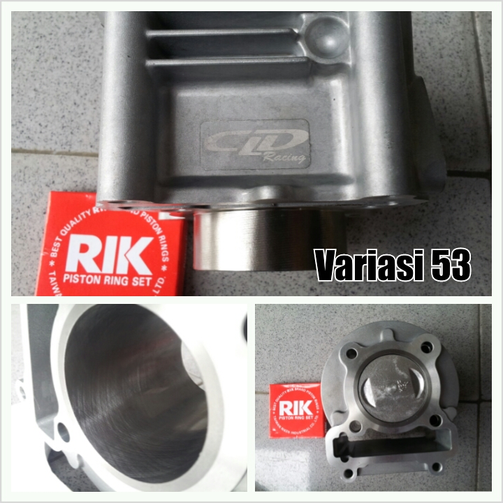 Bore Up Kit CLD Yamaha Mio Piston 58.5 mm