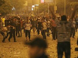 Confronto no Egito