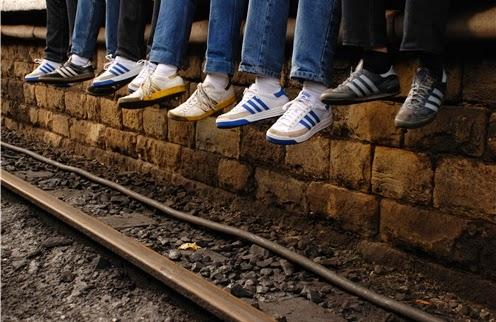 Adidas Wisconsin Shoe
