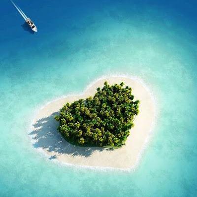 Pulau Paling Romantik Di Dunia