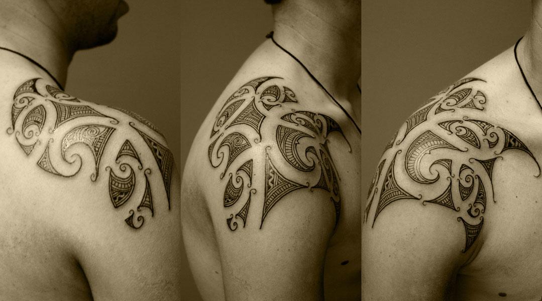 The Tattoos Maori tattoo