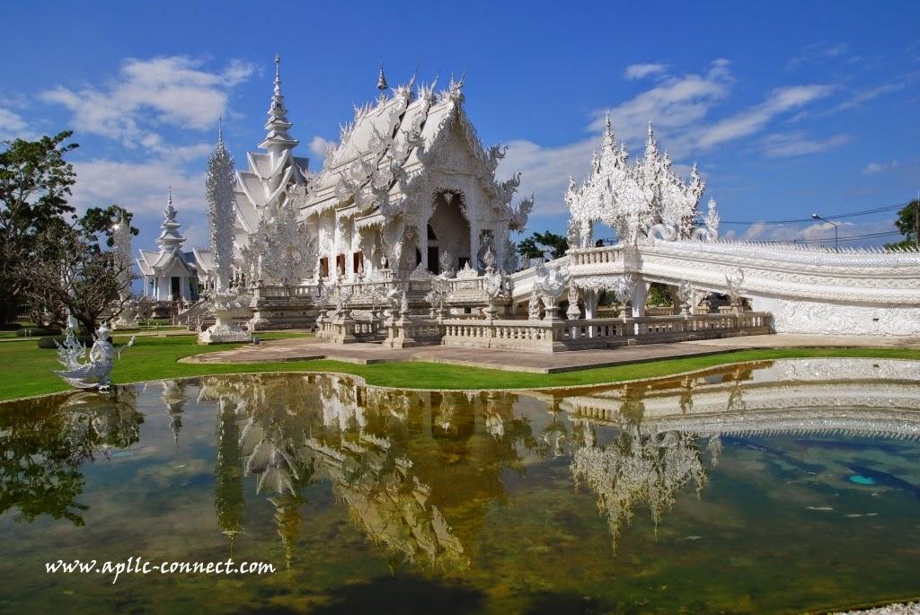 Wat Rong Khun - White Temple
