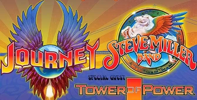 Steve Miller And Journey Tour