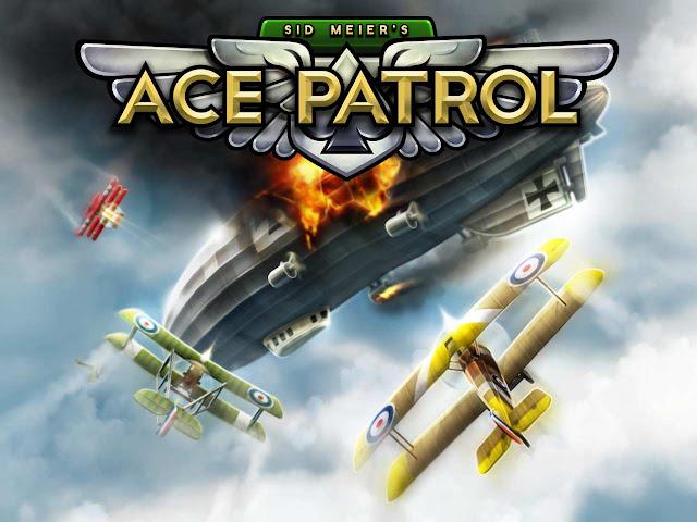 Ace patrol, Juego aereo por turnos