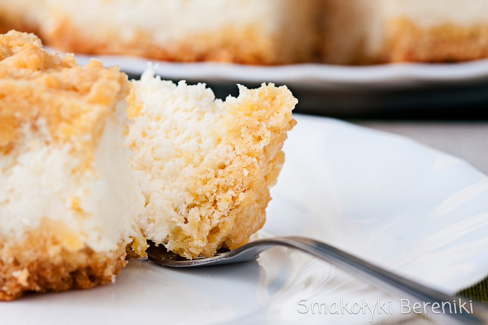ciasto udające sernik