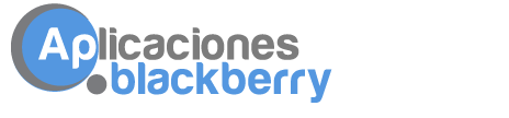 BlackBerry Aplicaciones