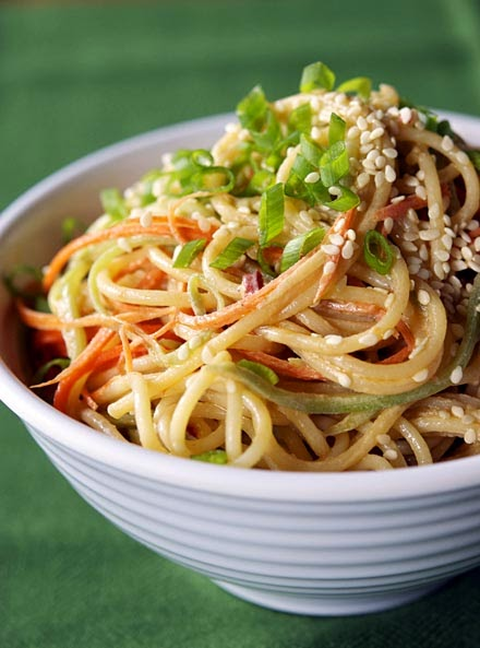 Chinese cold Noodles recipe