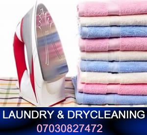 Dry Cleaners in Lagos