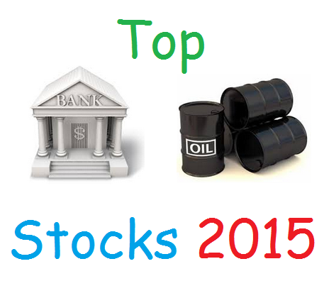 Top Oil & Bank Stocks