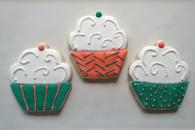 The Holland House: Cupcake Cookies