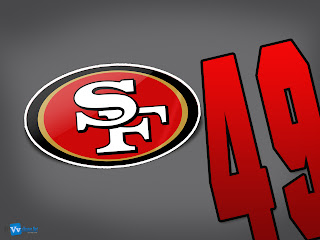 Sf 49ers Nfl Team Simple HD Wallpaper
