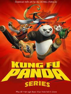 Kungfu Panda: Huyền Thoại Chiến Binh Phần 1 - Kungfu Panda: Legends Of Awesomeness 1