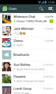 WhatsApp Messenger v2.9.4549 Android Apk