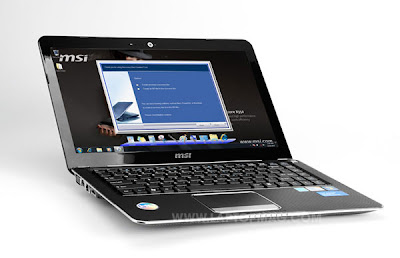 MSI X-Slim X350 Laptop Price In India