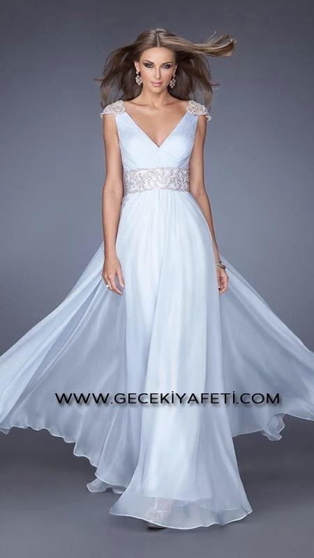 2014 En Şık Nişan Elbiseleri Mezuniyet Elbiseleri