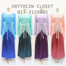 Hanani Set (Blouse + Skirt)
