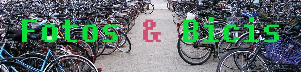 Foto Bicicletas