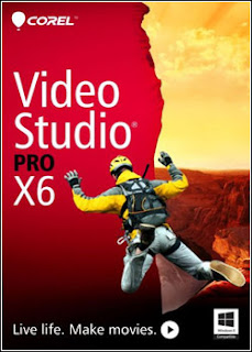 Download - Corel VideoStudio Pro X6 + Crack