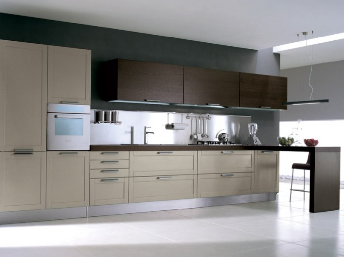 Classic And Stylish Kitchen Interior Design From Euromobil Homeinteriordesignideas1blogspot