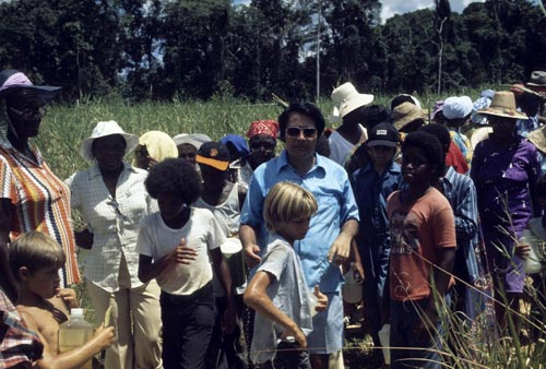 a history of the peoples temple cult in jonestown guyana Jonestown is one of the most notorious cults in history due to the november 18,   than 900 people died at the remote people's temple in jonestown, guyana.