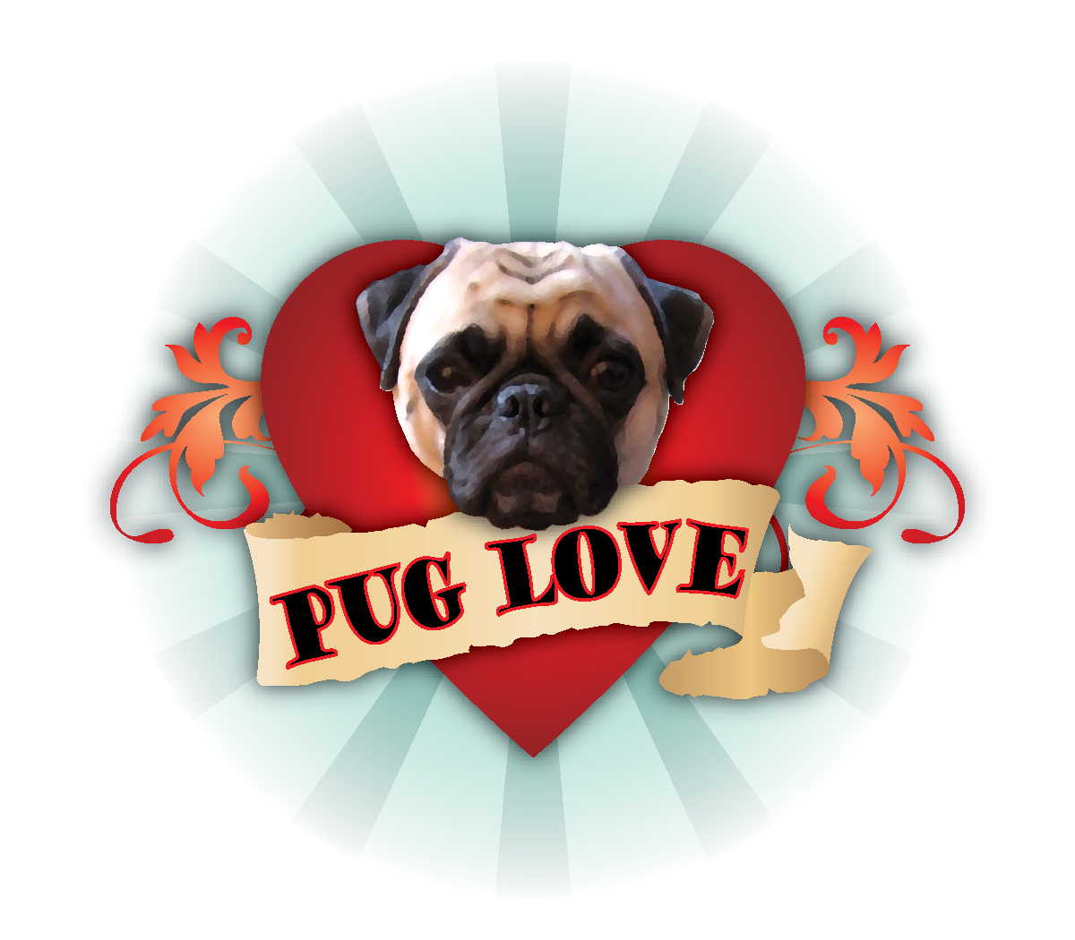 Pug Patron of Crochet!!