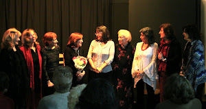 María Rosa Lojo en el estreno de Árbol de familia